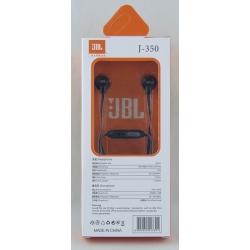 Наушники с микроф. JBL J-350 вакуум. в кор.