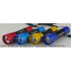 Фонарь светодиодный (1 мощ. 1AА) 5000W GL-B515 zoom