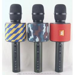Микрофон для караоке bluetooth V-8