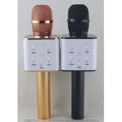 Микрофон для караоке bluetooth Q-7A