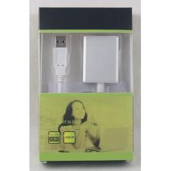 Переходник HDMI-USB