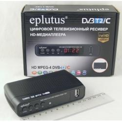 Цифровая приставка DVB-T2 №119T