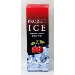 Project ICE (вишня 60мл 3мг)