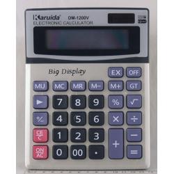 Калькулятор 1200V (DM-1200V) 12 разр.