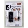Разветвитель USB (4 входа) №407
