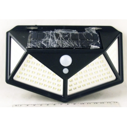 Подсветка для сада 114 ламп YG1286 солнечн. батар., датчик. движ.