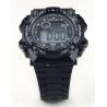Часы наручные мужские с подсветкой №624