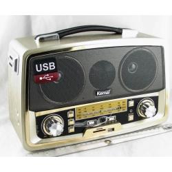 M-D1701BT 3 band (FM/AM/SW) USB, SD, Bluetooth ретро сетев./4R20