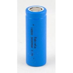 Аккумулятор для фонарика №18500 3000mA РАКЕТА №210