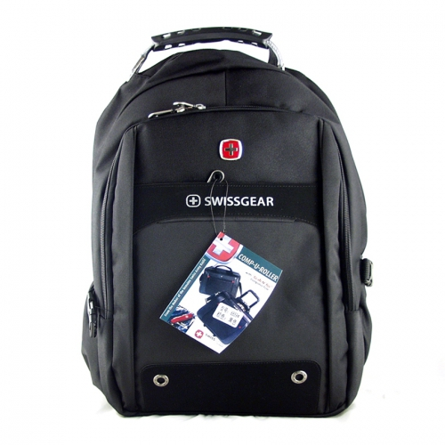 Рюкзак с разъемом (2отдел. + 1внеш. карм. 48*32см) №8859 SWISS