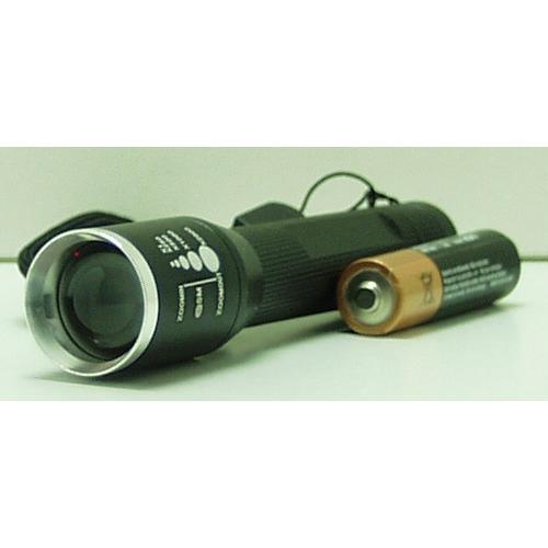 Фонарь светодиодный (1 мощ. 1AA) 2000W AI-12-S105 (5231) zoom