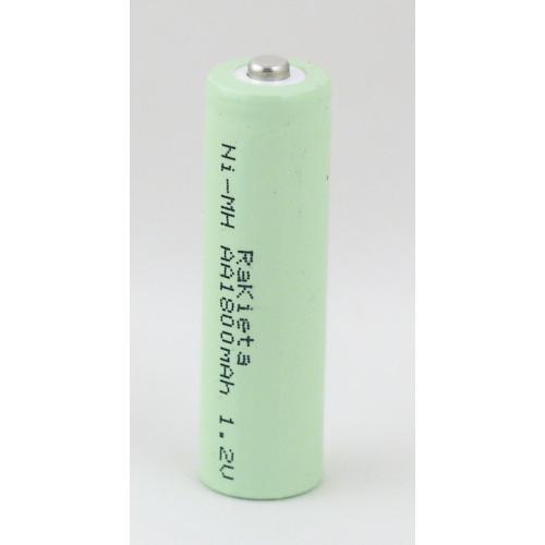 Аккумулятор для фонарика AA MR-1800 (упаков. 50 шт.) 1,2V 1800mA