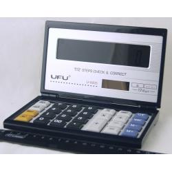 Калькулятор 8855 (CT-8855) UFU 12 разр. больш. раскладн.