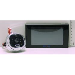 """Видео Домофон цвет. EC-462 (экр. 4"""") фото, видео, SIM-карта"""
