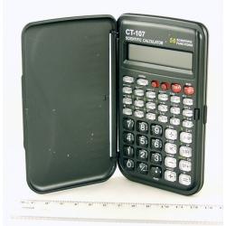 Калькулятор CT-107A многоф. (10+2 разр.)