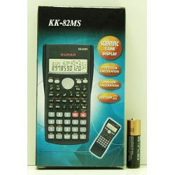 Калькулятор инженерн. fx-82MS (KK-82MS) 10-разр.