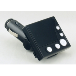 MP3 модулятор авто D-701 SD (с пультом, экр.) Bluetooth