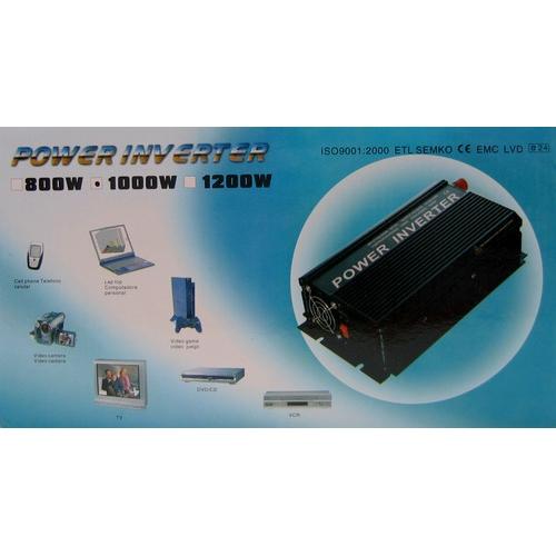 Преобразователь напряжения 12V-220V 1000W деш.