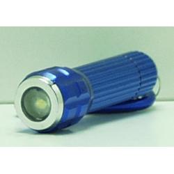 Фонарь (1 мощ. лампа, 3AG13) с карабин. №9007 zoom