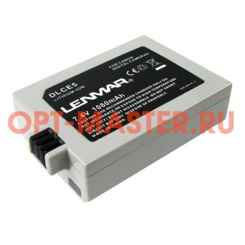 LENMAR DLCE5 (Canon LP-E5) 7,4V 1080mAh