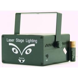 Лазерная установка (зелен.+ крас.) YX-023 USB