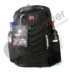 Рюкзак с разъемом (3отдел., 2бок.+ 1внеш. карм. 48*32см) №1419 SWISS