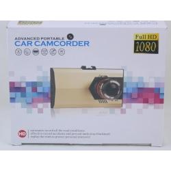 Видеорегистратор авто A-8 с экр. (micro SD)