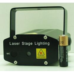 Лазерная установка (зелен.+ крас.) NG-08
