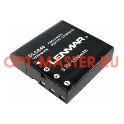 LENMAR DLCS40 (Casio NP-40) 3,7V 1230mAh