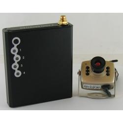 ВИДЕОкамера цв. GP-805GA 2,4G (бесп.) USB