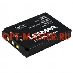 LENMAR DLCS70 (Casio NP-70) 3,7V 1050mAh