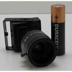 ВИДЕОкам. JK-927 цв. CCD (0.5Lux) 3.5-8mm