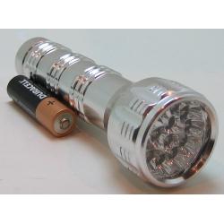 Фонарь светодиодный (14 мощ. ламп, 3AAА) №218-14C