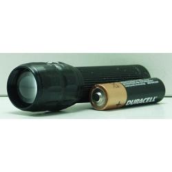 Фонарь светодиодный (1 мощ. 1AА) 400W A28 zoom