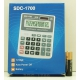 Калькулятор 1700 (SDC-1700) 12 разр. сред.