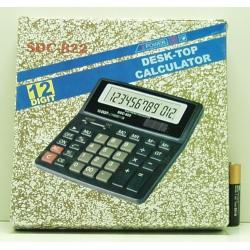 Калькулятор 822 (SDC-822) (12 разр.)
