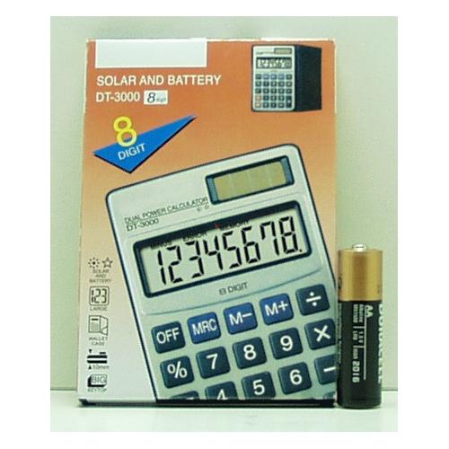 Калькулятор 3000 (DT-3000) 8 разр. мал.