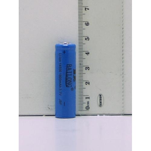 Аккумулятор для фонарика №14500 H-311 3,7V 1600(4800)mA блист.