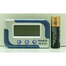 Часы автомобильные №617A NAKO (KENKO) (с будильн.)