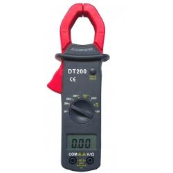 Клещи токоизмерительные DT-200 (мал.)