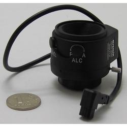 """Объек. FFA-0612SSG 1/3"""" 4mm F1.2 диаф. ярк. контр."""