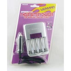 Зарядное устройство Lenmar PRO-66R (для AA/AAA) (заряд за 1 час)