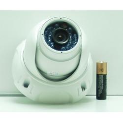 ВИДЕОкам. JK-656 цв. Sony 420Lin антивандал. белая