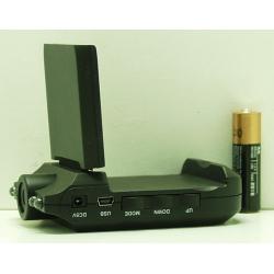 "Рекордер DVR 037 (кам.2Mp  экр. 2,5"") до 64G 120gr"