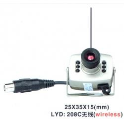 ВИДЕОкамера  цв. 208С (250) 1,2G (бесп.)