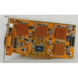 ВИДЕО DVR Card SK-4401AS (4Vid+4Aud., 100F/S) рег.