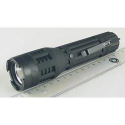 Электрошокер с фонариком  (1ярк.+ авто ЗУ+ аккум.) zoom №1321