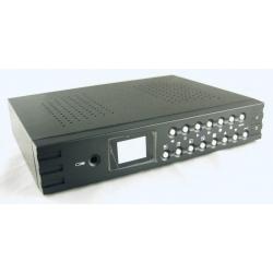 Рекордер DVR EC-4125 USB, пульт (пит. 12V)