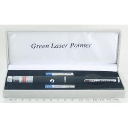 Лазерная указка зелен. 1000W 2 реж.