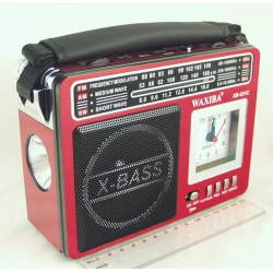 XB-531C FM/AM/SW 4 Bands SD,USB (AC&DC)
